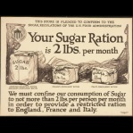 Sugar Rationing (1)